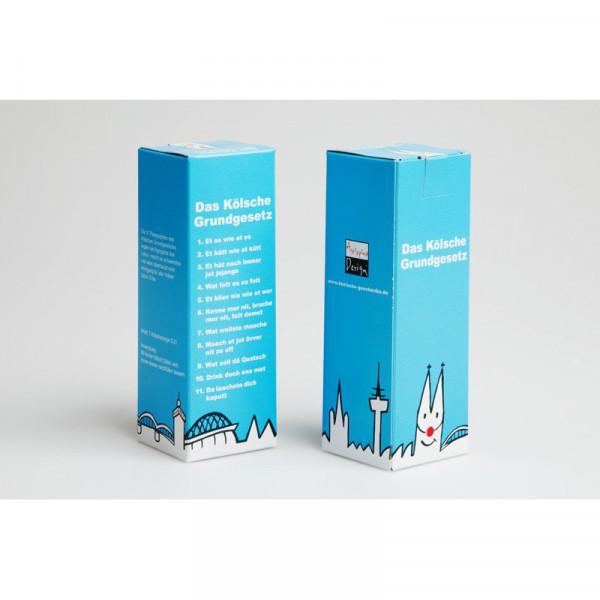 Einer-Karton für Kölner Stange